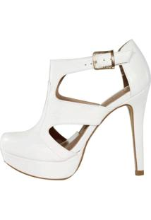 Sandal Boot Week Shoes Iguana Branco