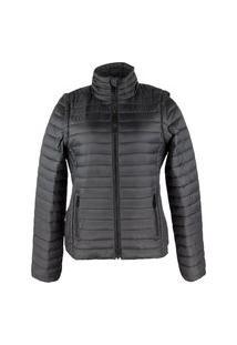 Jaqueta Feminina 2 Em 1 (Jaqueta E Colete) De Pluma Ultralight Alpine