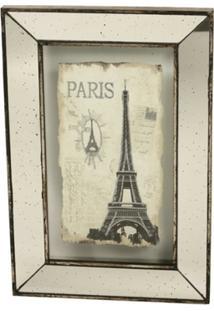 Quadro Torre Eiffel - Unissex