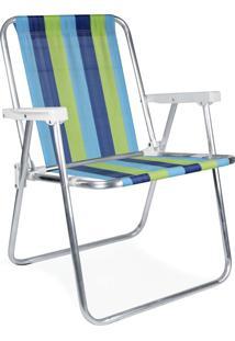 Cadeira Alta Alumínio 2220