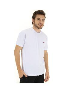 Camiseta Hd Basic Fit - Masculina - Branco