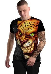 Camiseta Stompy Tattoo Rock Collection 39 Preta