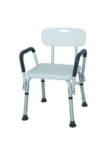 Cadeira De Banho Em Alumínio Fst5206 Zimedical