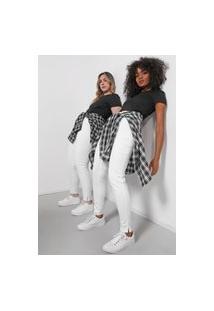 Camiseta Malwee Lisa Preta