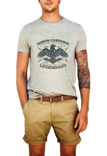 Camiseta North Carolina - Masculino