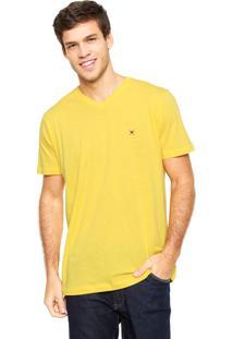 30ebc2548f399 Camisa Pólo Amarela Polo Play masculina