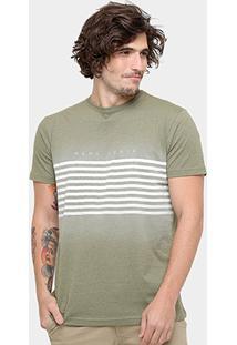 Camiseta Hang Loose Esp Gradstripe Masculina - Masculino