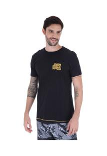 Camiseta Hang Loose Silk Hang - Masculina - Preto