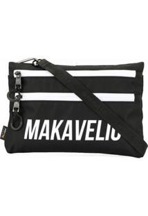 Makavelic Bolsa Sacoche - Preto