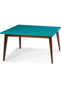 Mesa Jantar Novita 1.20 - Azul - Tommy Design
