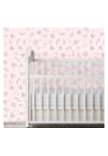 Papel De Parede Autocolante Rolo 0,58 X 3M - Flores Borboleta Maça Coração 292213718