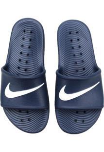 f1676902497c2 ... Sandália Nike Kawa Shower - Masculino-Marinho