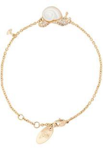 Vivienne Westwood Pulseira May Belle - Dourado