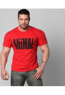 Camiseta Universal Nutrition Animal - Masculino