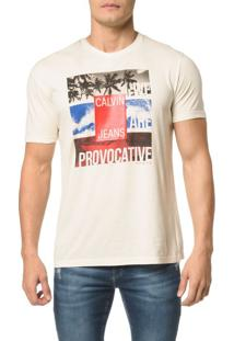 Camiseta Ckj Mc Est. We Are Provocative - 1M