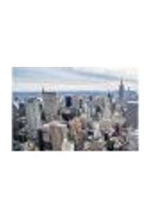 Painel Adesivo De Parede - Nova York - Cidade - 1688Pnp