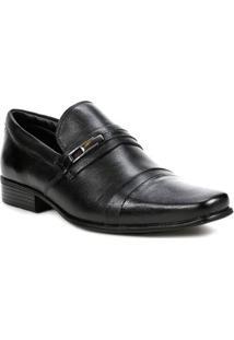 Sapato Casual Masculino Elétron Preto