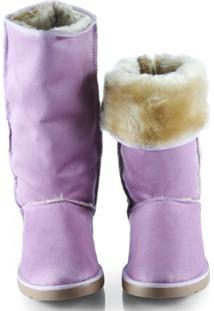 Bota Barth Shoes Valle Nevado Lilás