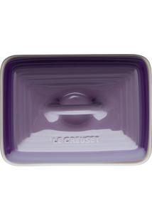 Manteigueira Le Creuset Ultra Violeta