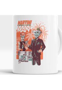 Caneca Martini Man