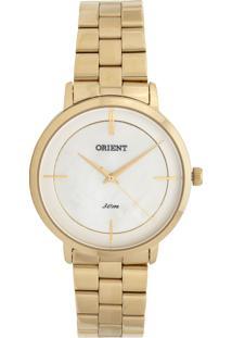 Relógio Orient Fgss0101-B1Kx Dourado