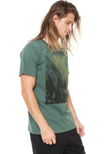 Camiseta Redley Bananal Verde