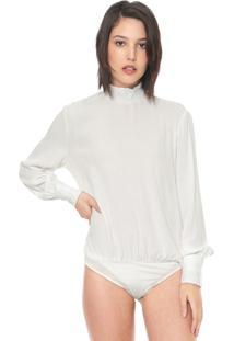 Body Forum Gola Alta Off-White