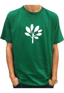 Camiseta Progress- Pgs - Logo Verde