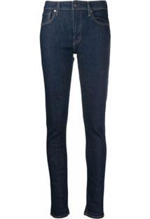 Levi'S: Made & Crafted Calça Jeans Skinny 721 - Azul