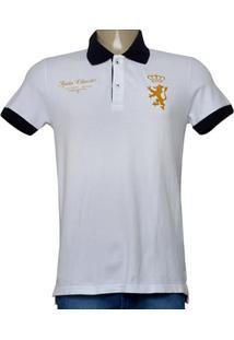 Camisa Masc Dopping 015454516 Branco
