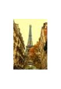 Painel Adesivo De Parede - Torre Eiffel - Paris - 1488Pnp