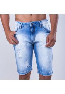 Bermuda Mormaii Jeans Malibu Nights Masculino - Masculino