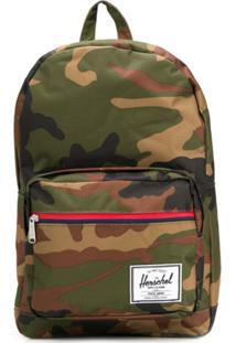 Herschel Supply Co. Mochila Pop Quiz - Verde