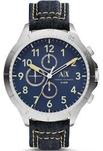 a1bc5753598 ... Relogio Armani Exchange - Ax1756 0Pn - Masculino-Azul