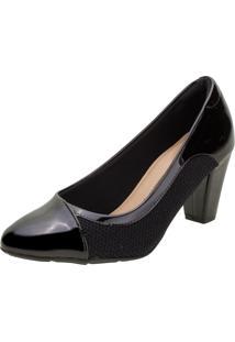 Sapato Feminino Salto Médio Modare - 7305442