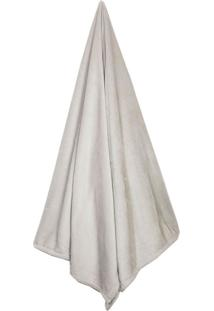 Cobertor Casal Loft Concreto (180X220Cm)