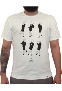 Seinfeld - Elaine`S Dance - Camiseta Clássica Masculina