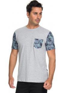 Camiseta Quiksilver Alta Tee Masculina - Masculino