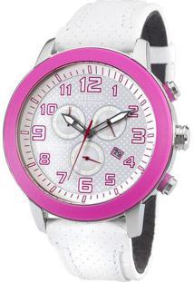 Relógio Analógico Tz30133H- Pink & Branco- Citizencitizen