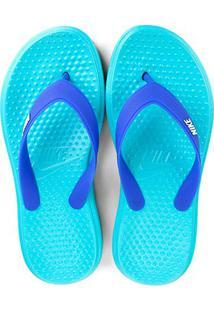 Sandália Nike Solay Thong Masculina - Masculino-Verde Água