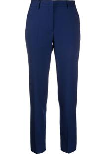 Paul Smith A Suit To Travel In Straight-Fit Trousers - Azul