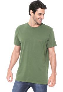 Camiseta Richards Lan Rover Verde