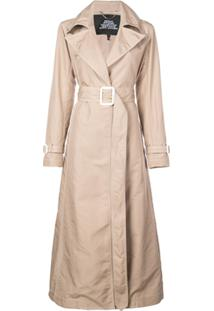 Marc Jacobs Trench Coat Clássico - Neutro
