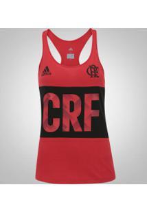 ... Camiseta Regata Do Flamengo 2017 Adidas - Feminina - Vermelho 1cae3e8d10cc7