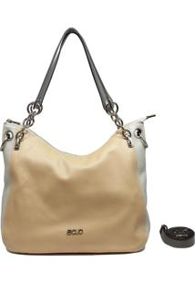 Bolsa Recuo Fashion Bag Sacola Pérola