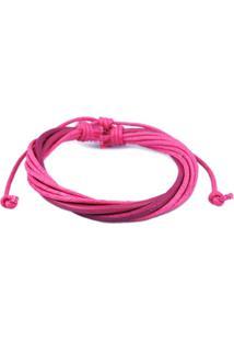Pulseira Decovian Ajustável Pink