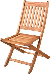 Cadeira Dobrã¡Vel - Jatobã¡