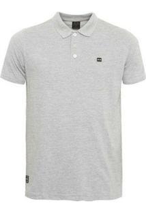 Camisa Polo Essencial Square Oakley - Masculino