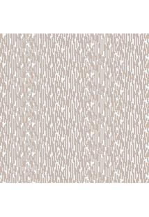 Papel De Parede Código Marrom Claro (950X52)