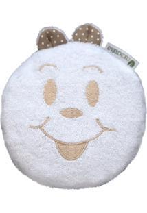 Bolsa Térmica De Sementes (Cólica Bebê) Cuca Criativa Bege
